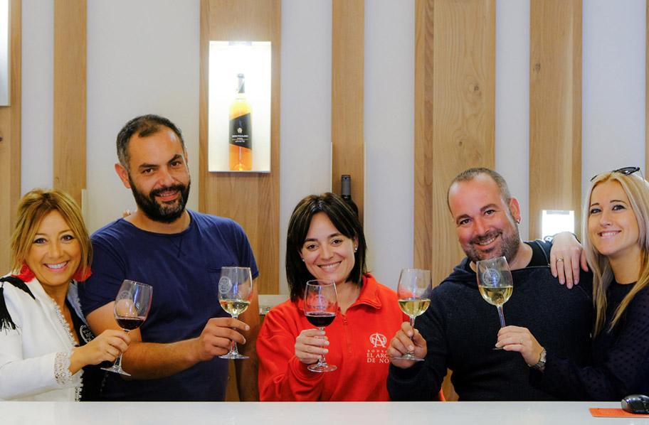 tercera generación de viticultores